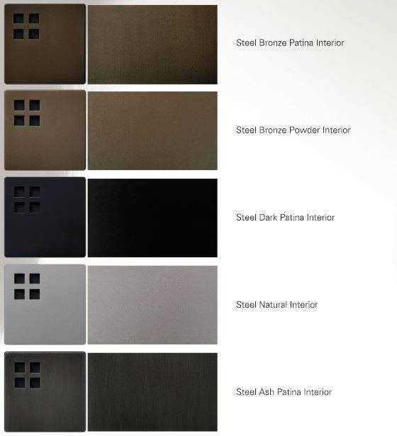 Kevin Reilly lighting interior finishes