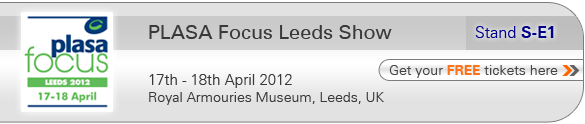 See us at the Plasa Focus  Show - Click for your free ticket