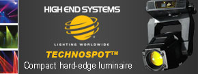 High End Systems Technospot - Find out more...