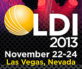LDI 2013 - November 22 - 24, Las Vegas, Nevada.