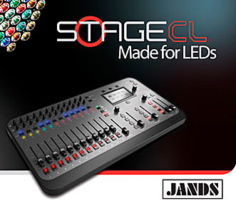 StageCL Made for LEDs - Jands