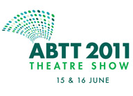 ABTT 2011 Theatre Show 15th and 16th June