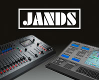 Jands Stage CL & Vista