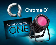 Chroma-Q Color ONE 100
