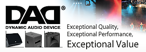 DAD - Dynamic Audio Device - Exceptional Quality, Exceptional Performance, Exceptional Value