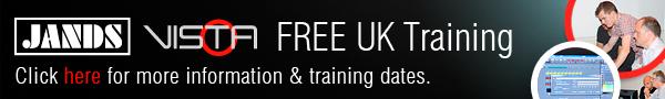 Jands Vista - FREE UK Training