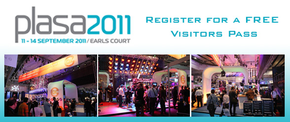 Plasa 2011 11-14 September Earls Court. Register for a FREE Visitors Pass