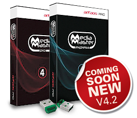 arKaos Media Master Software - New V4.1 Available