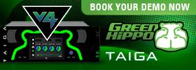 Green Hippo V4 Taiga - Book your demo now