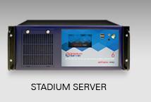 ArKaos Stadium Server