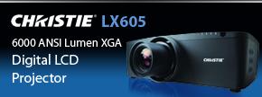 Christie LX605 6000