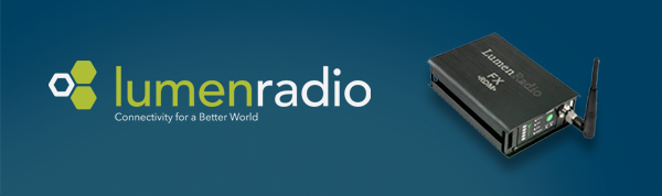 LumenRadio - Connectivity for a Better World