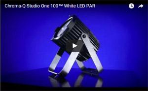 Chroma-Q Studio One 100 video