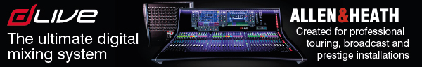 Allen & Heath dLive – The Ultimate Digital Mixing System