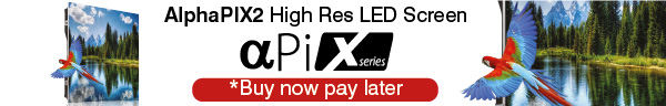 AlphaPIX2 - LED Screen Module